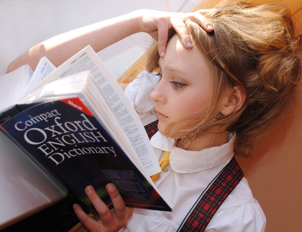 Angielski online - nauka