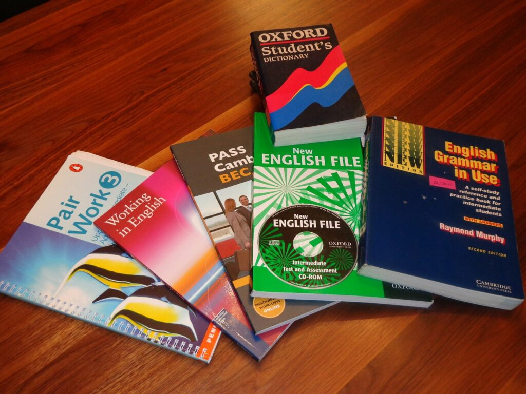 Książki do angielskiego online